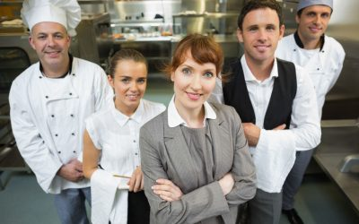Catering & hospitality course in St Johns College