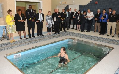 The Windmill Hydrotherapy Pool in Fulbourn